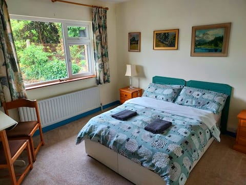The Black Sheep double room