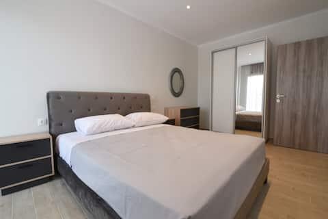 Aqua view luxury apartment  in Nea Kallikrateia