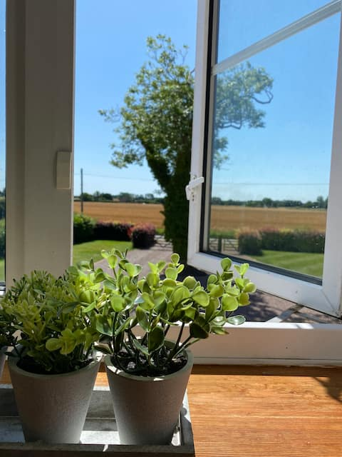 The Annexe is a self catering accommodation