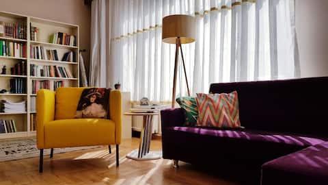 Only Female, Peaceful Home In Üsküdar