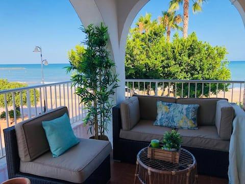 Mediterranean Beach House