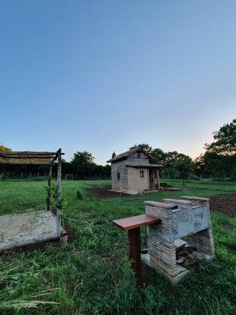 Il rifugio del Ghiro - Casale minimalista