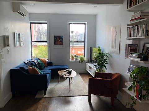Spacious 1-Bedroom Bushwick Apartment