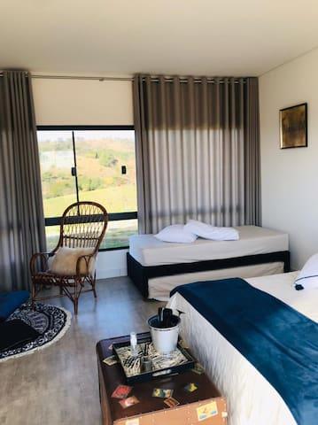 Cabana Soneto Namastê suite