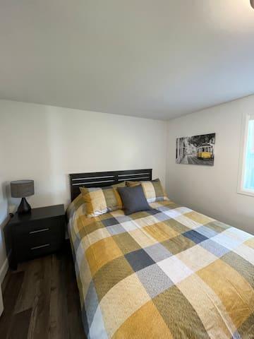 Chambre 1 1 grand lit