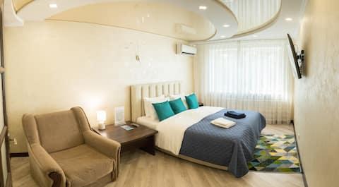 Wunderschöne 2-Zimmer-Wohnung mit kostenlosen Parkplätzen