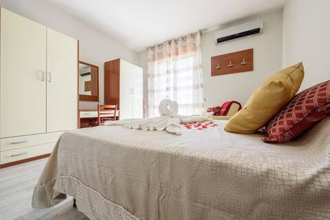 Appartamento 6 pax posto auto e WiFi vicino Pompei