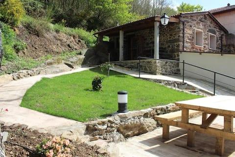 Casa con jardín en Diomondi, Ribeira Sacra