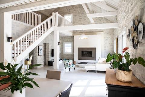 Encantadora casa de campo totalmente renovada