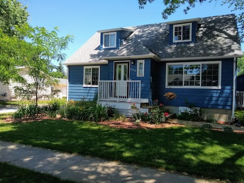 The Refuge: Peaceful and Perfect Home in Pella