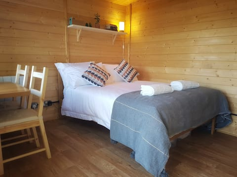 Luxury cabin in the heart of Totnes