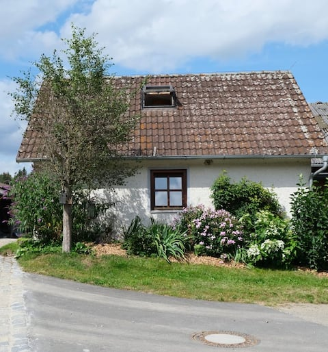 Malá útulná chata