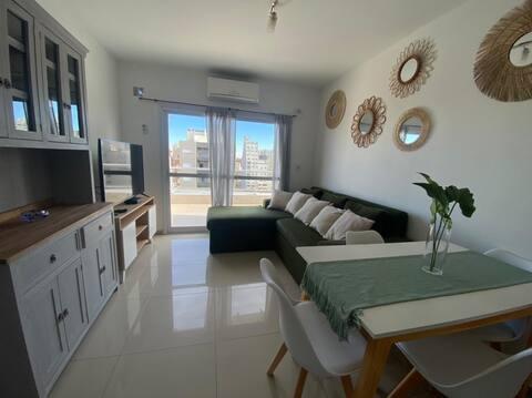 Luminoso y confortable apartamento en Neuquén