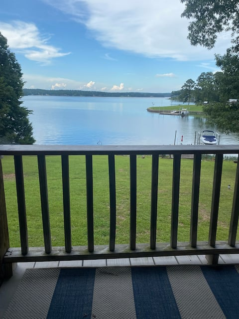 """Be """"On Lake Time"""" with Waterfront and Private Dock"""