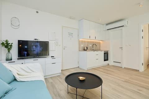 Novo apartamento no centro da cidade