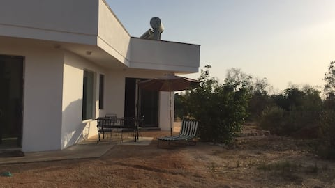Remote Two Bedroom Bungalow within Olive Growth