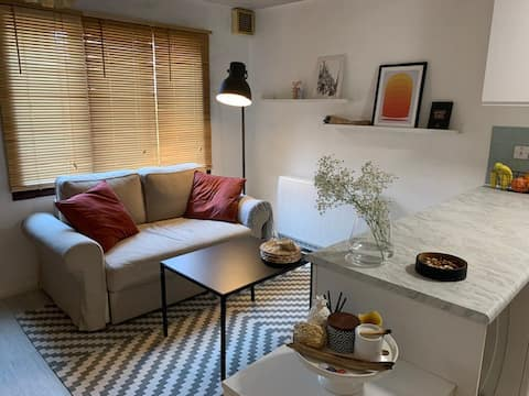 Cosy central 1-bedroom apartment in great location