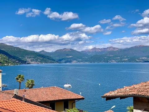 Apartamento con encanto italiano