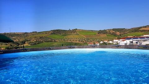 Casa das Lajes-Moradia com lindas vistas e piscina