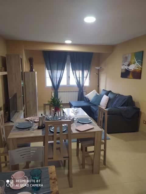 Apartamento en Chantada, Ribeira Sacra