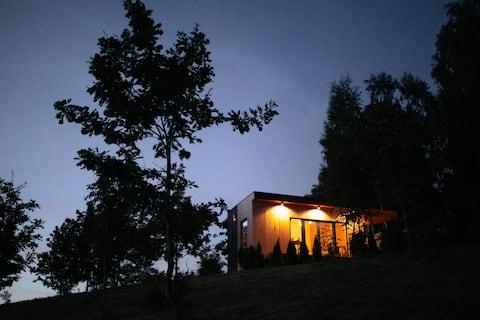 Sunset Hill Anyksciai - getaway SPA house