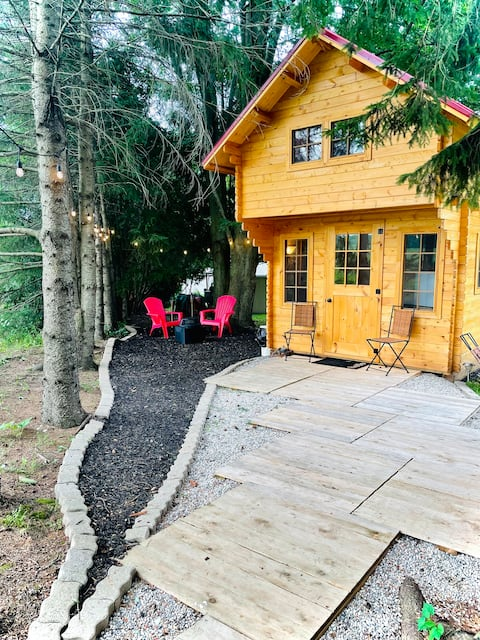 Uniquely Pure Bunkie Escape in Belwood