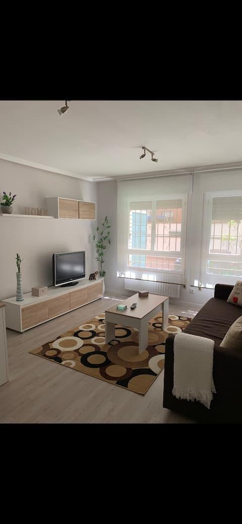 Heerlijk appartement met groot terras