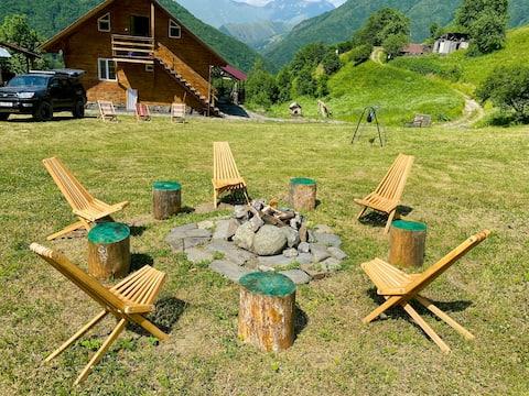 Mountain House Chirdili