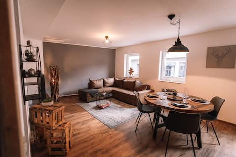 Stylish apartment in the center of Prüm