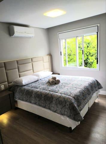 Suite cama queen