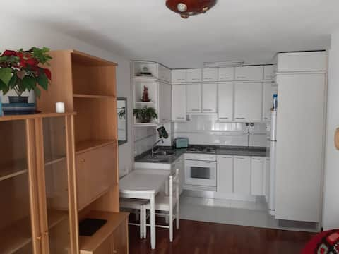Coquettish holiday apartment, close to the beach