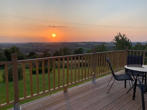 Hill Top ,  Country getaway with outstanding views
