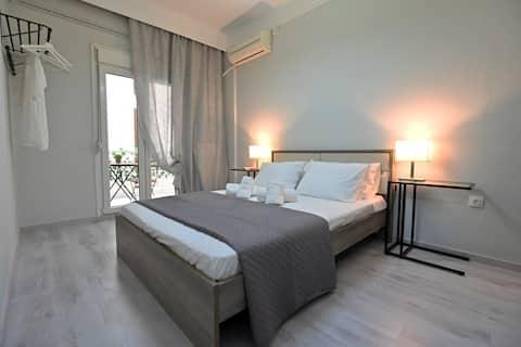 Φιλόξενο διαμέρισμα δίπλα στην Παραλία Θεσσαλονίκη