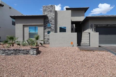 Fortryllet bungalow i El Pasos vestside