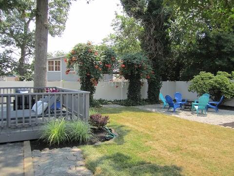 Belmar Beach House 3BR/1B with Large Backyard