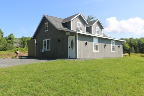 Entire house w/ 12+ acres; Catskill Mountain Views