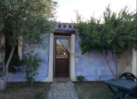 Casa Viola Orosei con giardino Wifi e AC