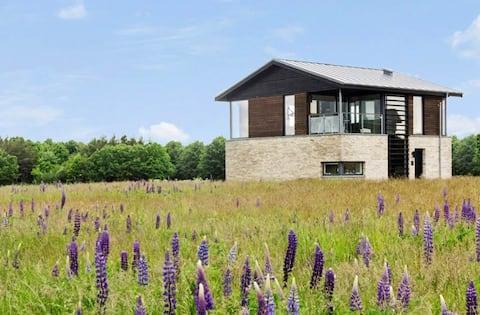 140 m2 Luksus hus på Lübker golf resort, SPA