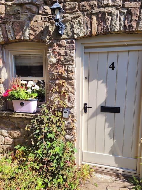 Casa de campo acogedora y tranquila en Crickhowell