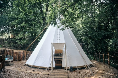 Glamping Nad Meandry