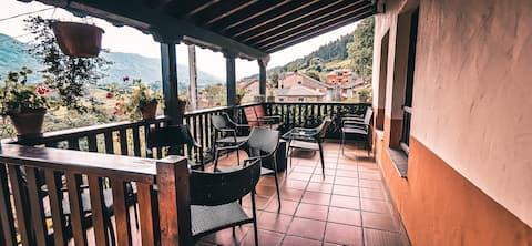 Habitación Doble en hotel rural