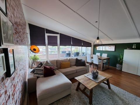 Precioso apartamento en el centro de Middelharnis