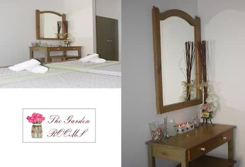 Garden rooms a beautiful apartment in Matala