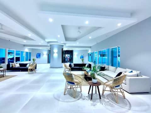 Luxury Ocean View Apartment (Top Floor) Juan Dolio