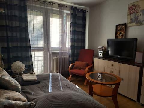 Cieszyn - Małe mieszkanie do dyspozycji