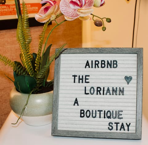 The Loriann ,  A Boutique Stay in a 1940's Home