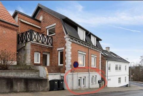 Skøn lille lejlighed i Vejle Midtby