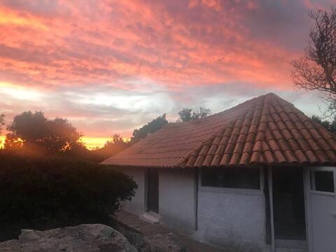 Maison de vacances dans village AUTHENTIQUE Corse