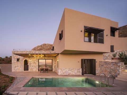 Askianos Luxury Villa I, an Iconic Sanctuary