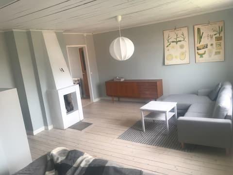 Nyrenoverad lägenhet i Mariannelund